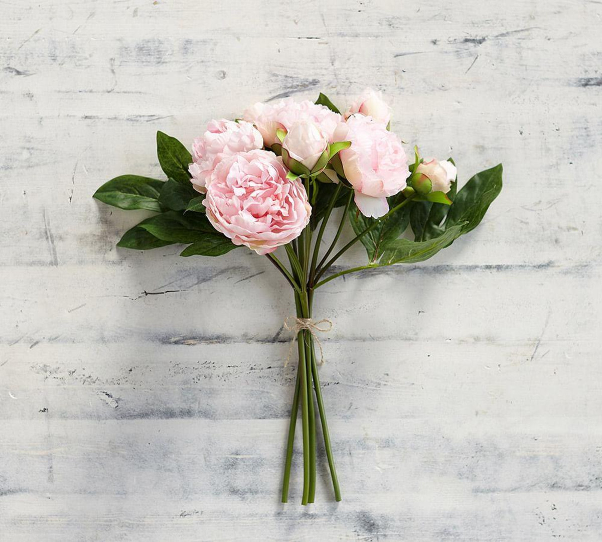 Faux Peony Bundle - Weekly Finds by popular North Carolina style blogger Glitter, Inc.