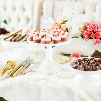 Galentine's Day Wine and Cheese Party by North Carolina lifestyle blogger Glitter, Inc.