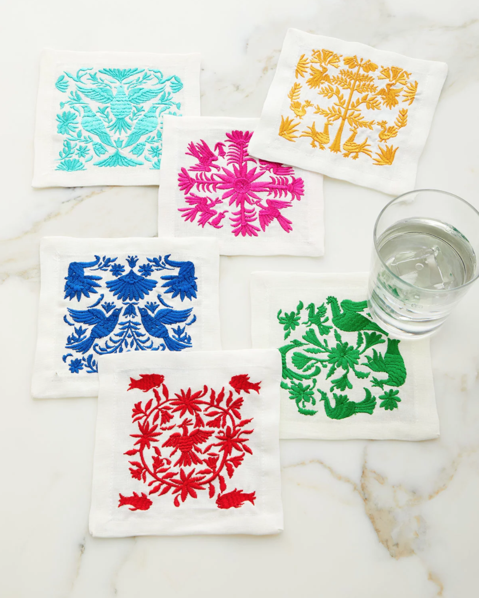 Kim Seybert Otomi Cocktail Napkins