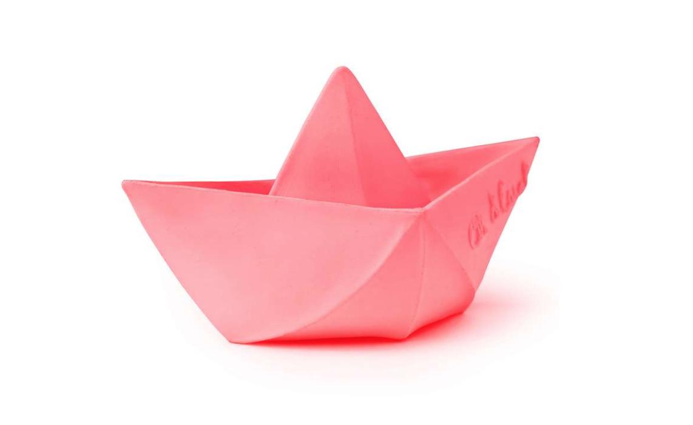 Oli + Carol Origami Boat Bath Toy
