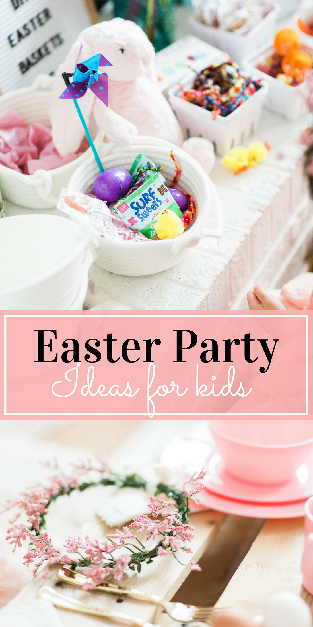 Looking for the sweetest Easter party for your little ones this Spring? This Some Bunny Loves You kids picnic Easter party has it all! | glitterinc.com | @glitterinc - Some Bunny Loves You Kids Picnic Easter Party by popular North Carolina lifestyle blogger Glitter, Inc.