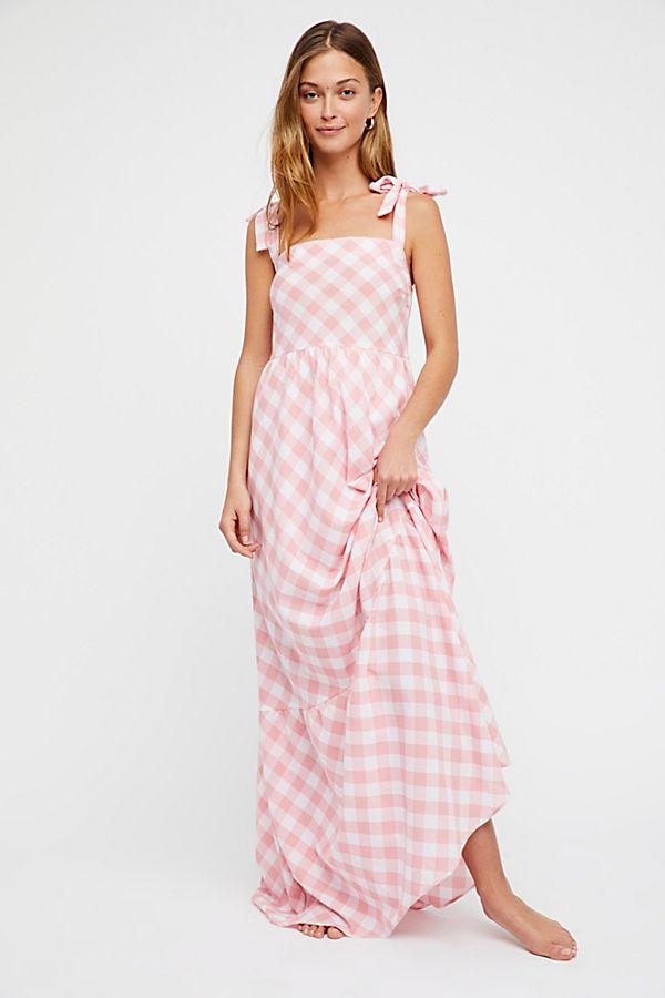Free People Brigette Maxi Dress