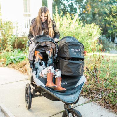 The New Baby Gear We Added to Our Collection for Two Kids: Baby Jogger Summit X3 Double Jogging Stroller and Graco 4Ever Extend2Fit 4-in-1 Car Seat