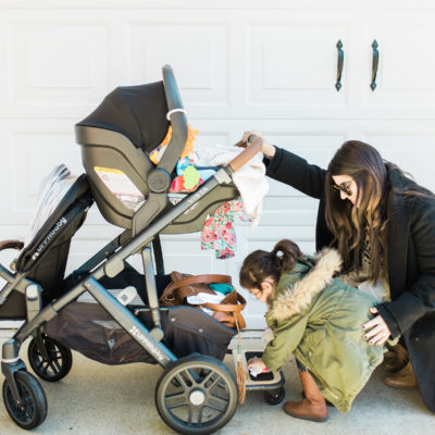 The Dream Stroller That Grows With Your Family: UPPAbaby VISTA