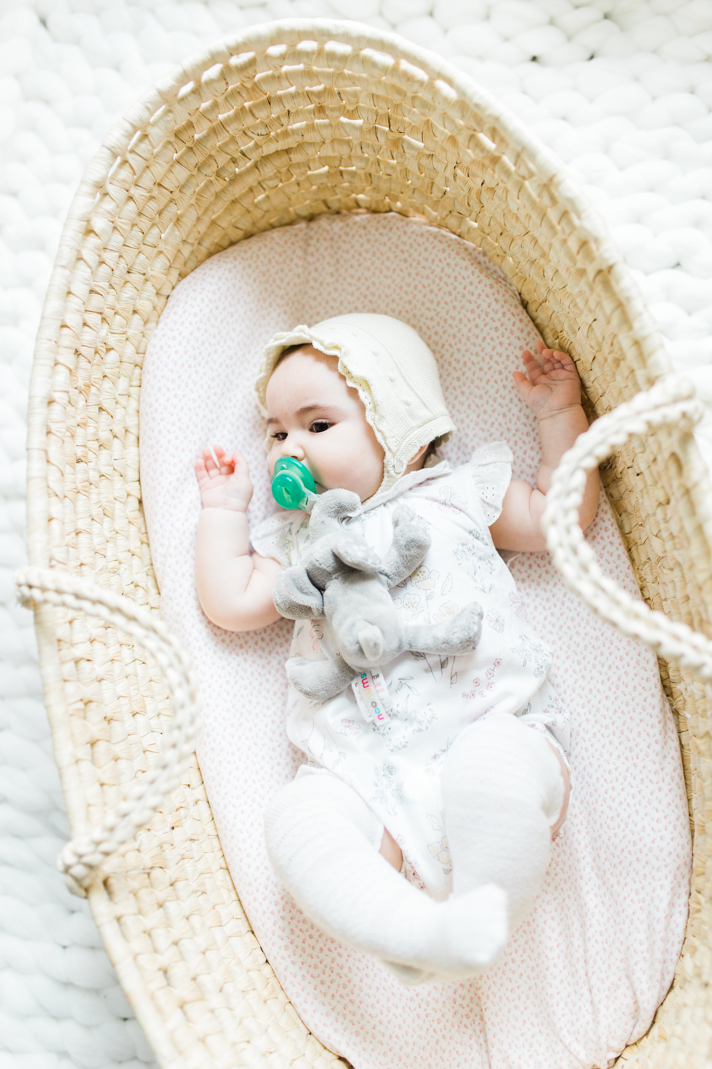 Mom blogger Lexi of Glitter, Inc. shares what baby items were must-haves and essentials for baby's first year . Click through for the details. #babyregistry #newbaby #babyessentials #babymusthaves | glitterinc.com | @glitterinc