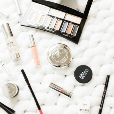 The IT Cosmetics Products I Swear By by popular North Carolina style blogger, Glitter, Inc.