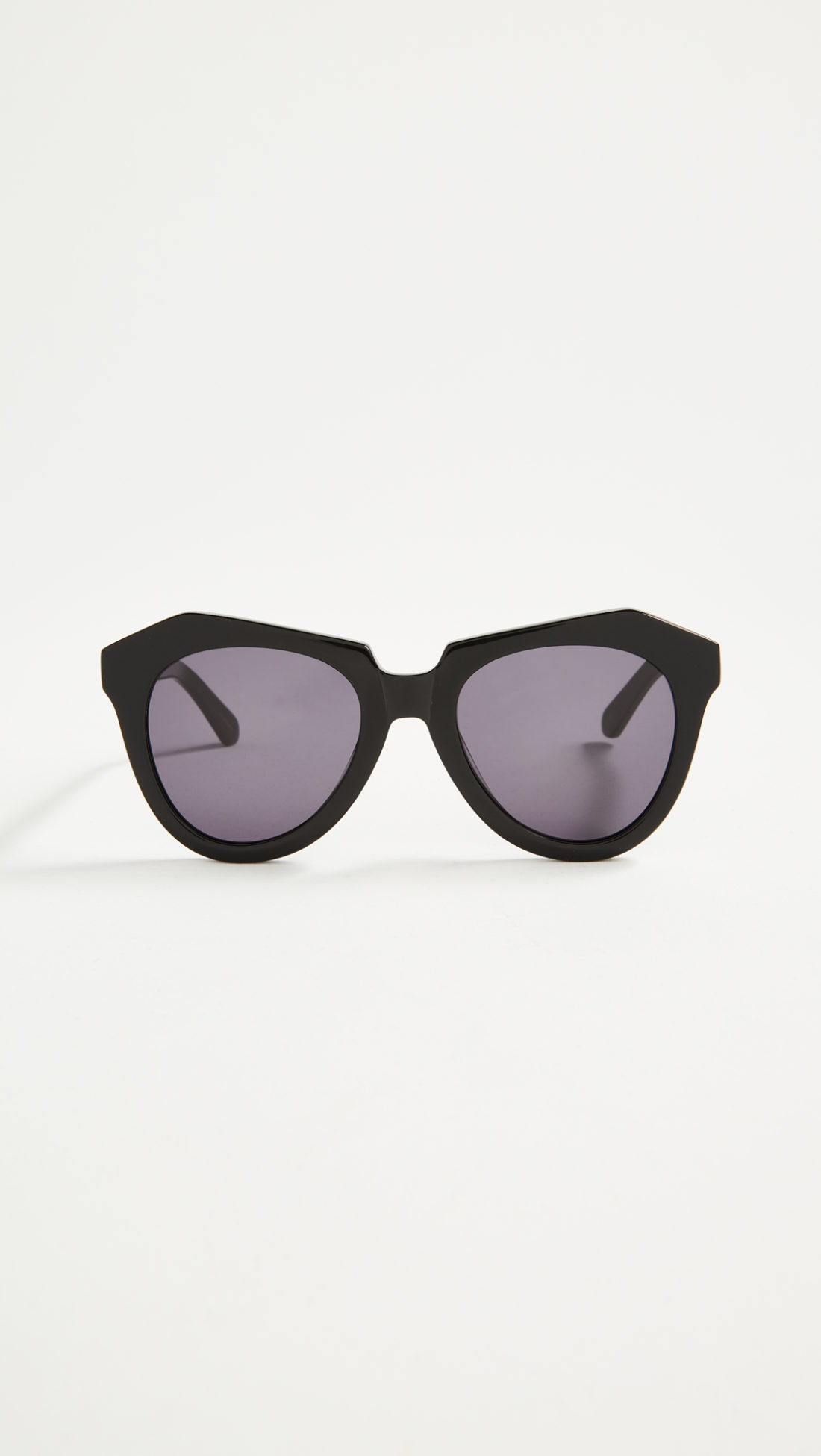 Karen Walker Number One Sunglasses - Shopbop sale recommendations by popular North Carolina fashion blogger Glitter, Inc.