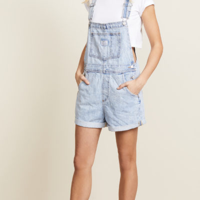 Levi's Shortalls - Shopbop sale recommendations by popular North Carolina fashion blogger Glitter, Inc.