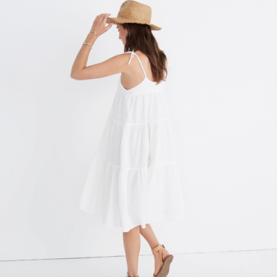Madewell Maderas Cover-up Dress - Weekly Finds by popular North Carolina style blogger Glitter, Inc.