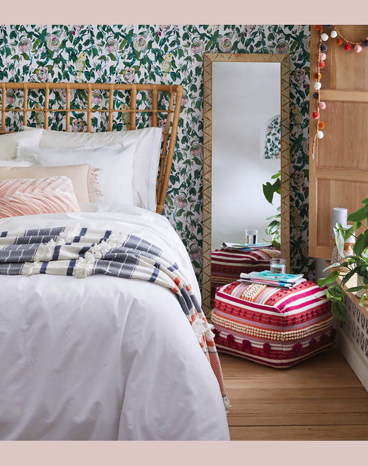This is not a drill! Target's newest bohemian home collection — Opalhouse — is finally here and it is SO good!! Think Anthropologie, but with way better prices. | glitterinc.com | @glitterinc - Target's New Home Collection Opalhouse features by popular North Carolina style blogger Glitter, Inc.