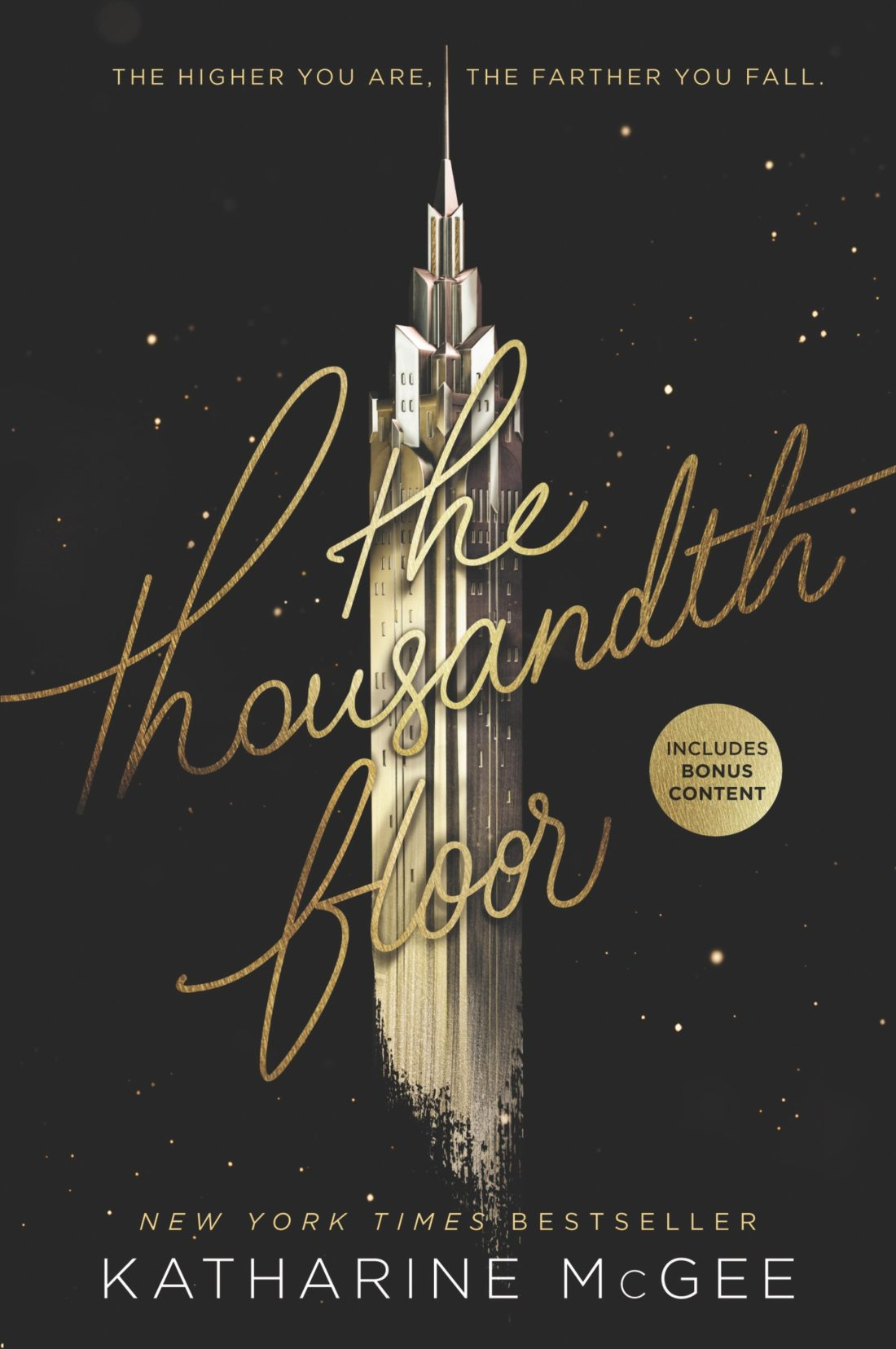 The Thousandth Floor by Katharine McGee - Weekly Finds by popular North Carolina style blogger Glitter, Inc.