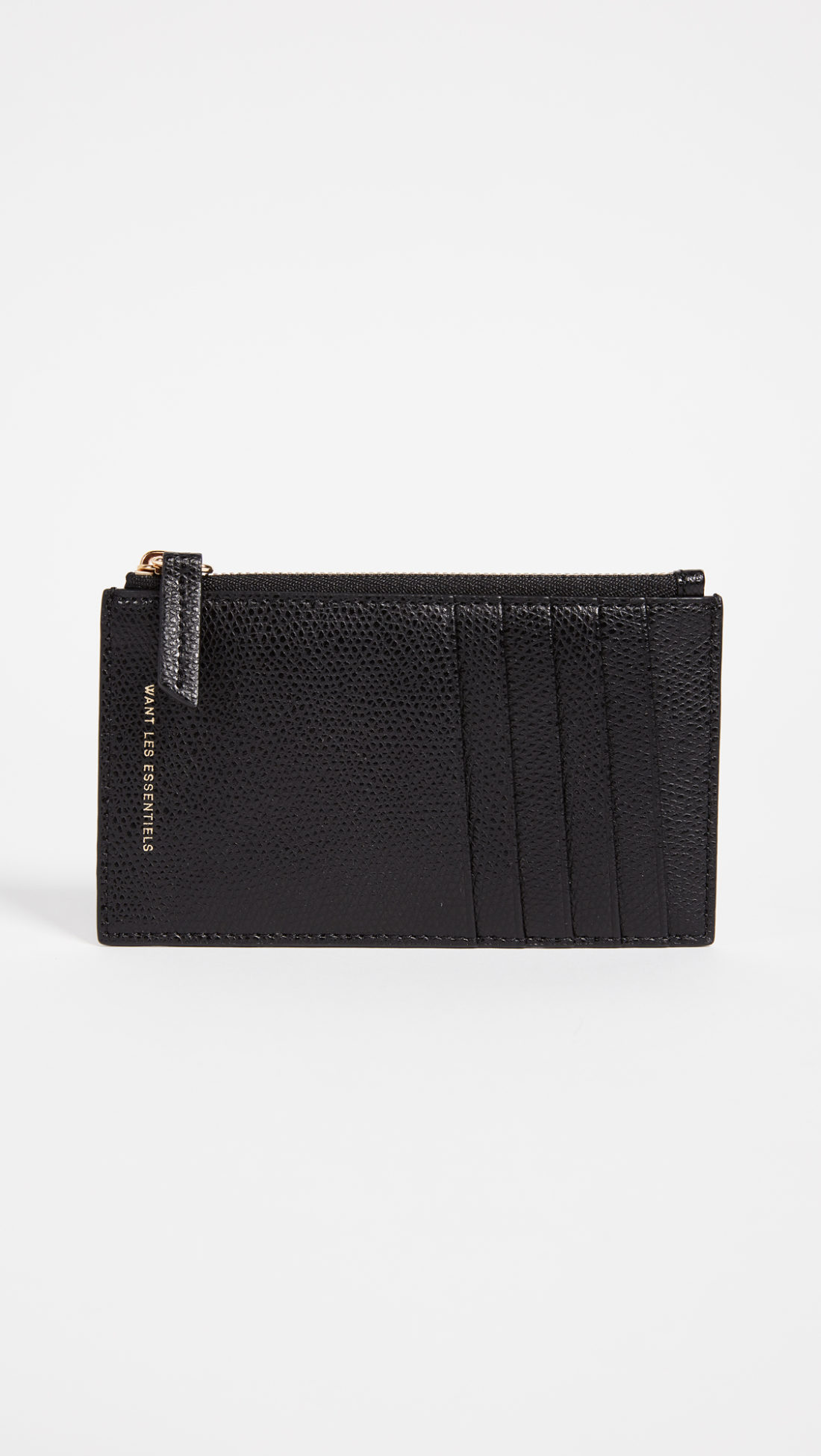WANT LES ESSENTIELS Adana Zipped Card Holder - Shopbop sale recommendations by popular North Carolina fashion blogger Glitter, Inc.