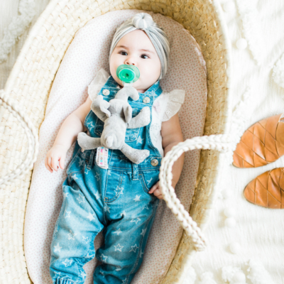Emmeline Harlow: A 7-Month Baby Update