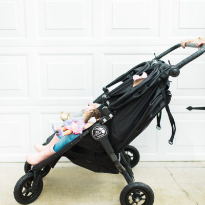 A Review of the Baby Jogger City Mini GT Double Stroller