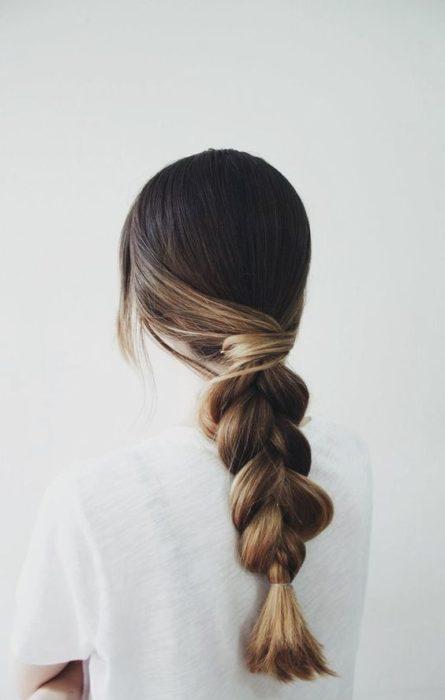loose braid