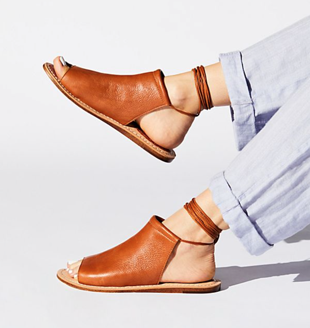 Free People Sand Dunes Boot Sandal