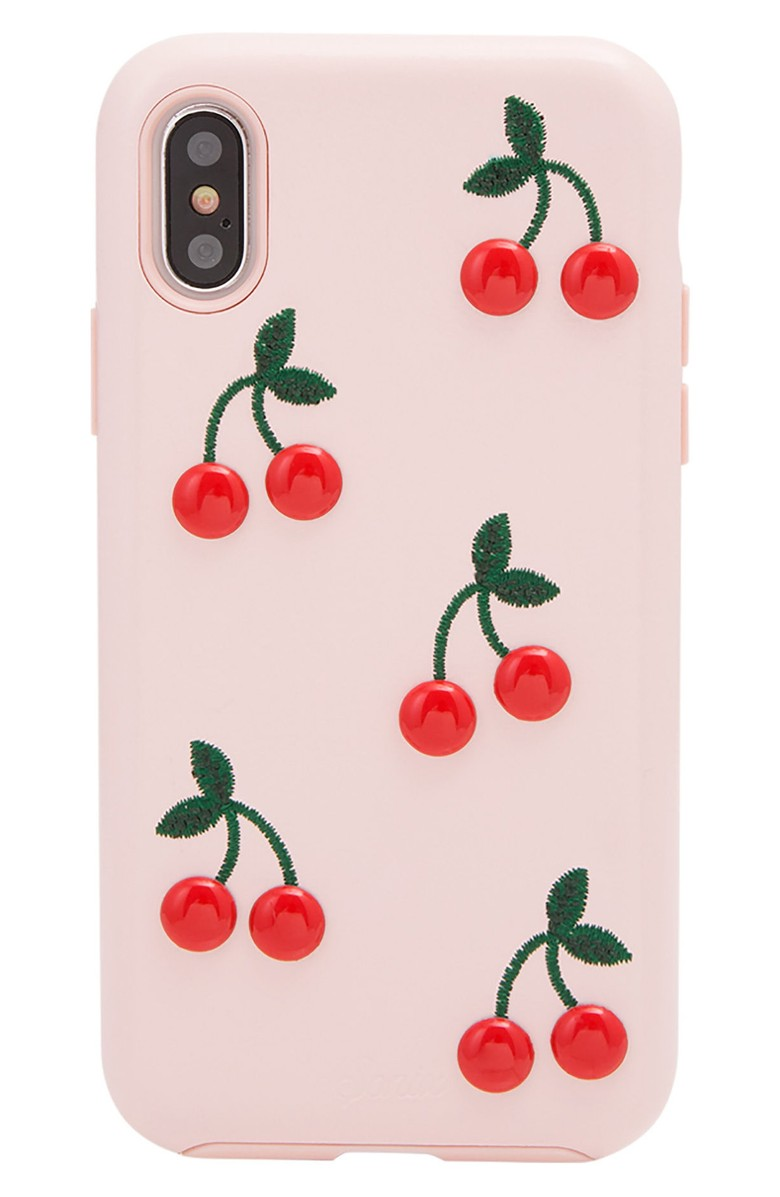 SONIX Cherry iPhone X Case