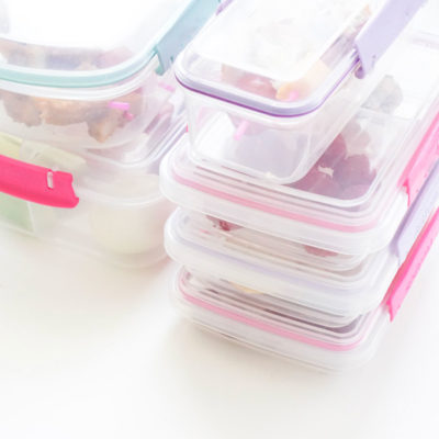 20 Lunch Ideas Your Kids Will Love + How I Meal Prep School Lunch for the Week
