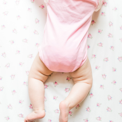 How We Taught Our Baby To Sleep Through the Night