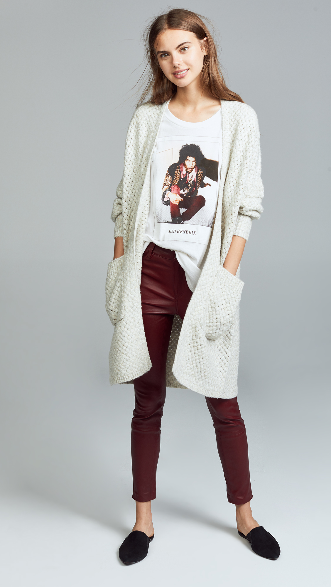 LINE Gloria Wrap Cardigan