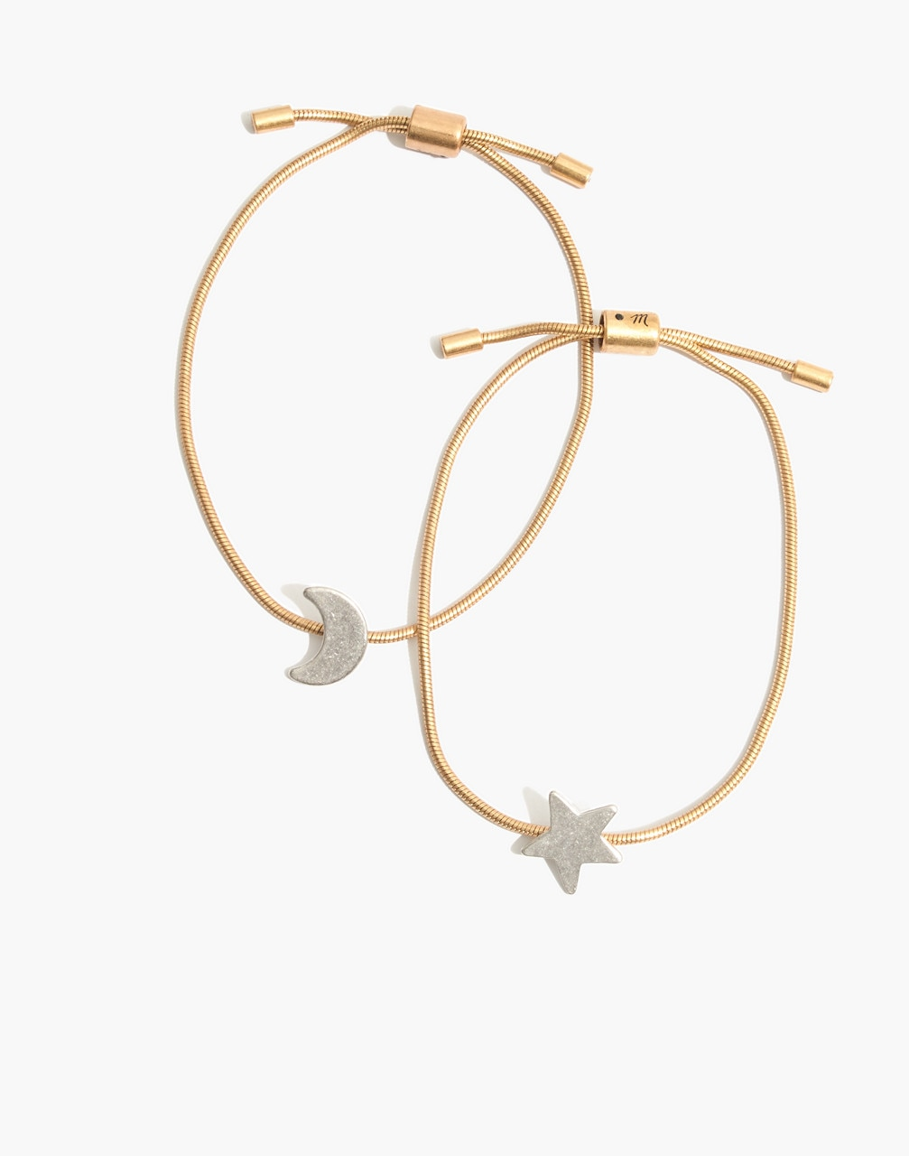 Madewell Friendship Chain Bracelet Set | weekly finds