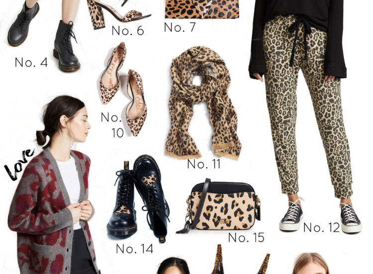 Trend-Spotting: Leopard Print Everything
