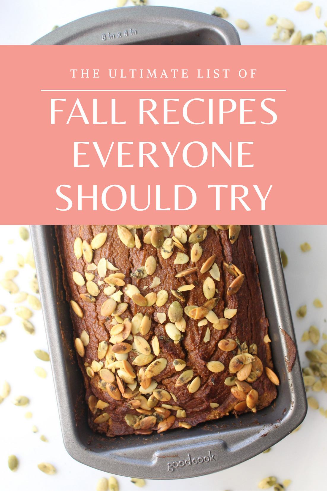 Looking for a little recipe inspiration this fall season?We have the ultimate list with more than 125+ incredible recipes that everyone should try. Click through for the recipes.   @glitterinclexi   GLITTERINC.COM