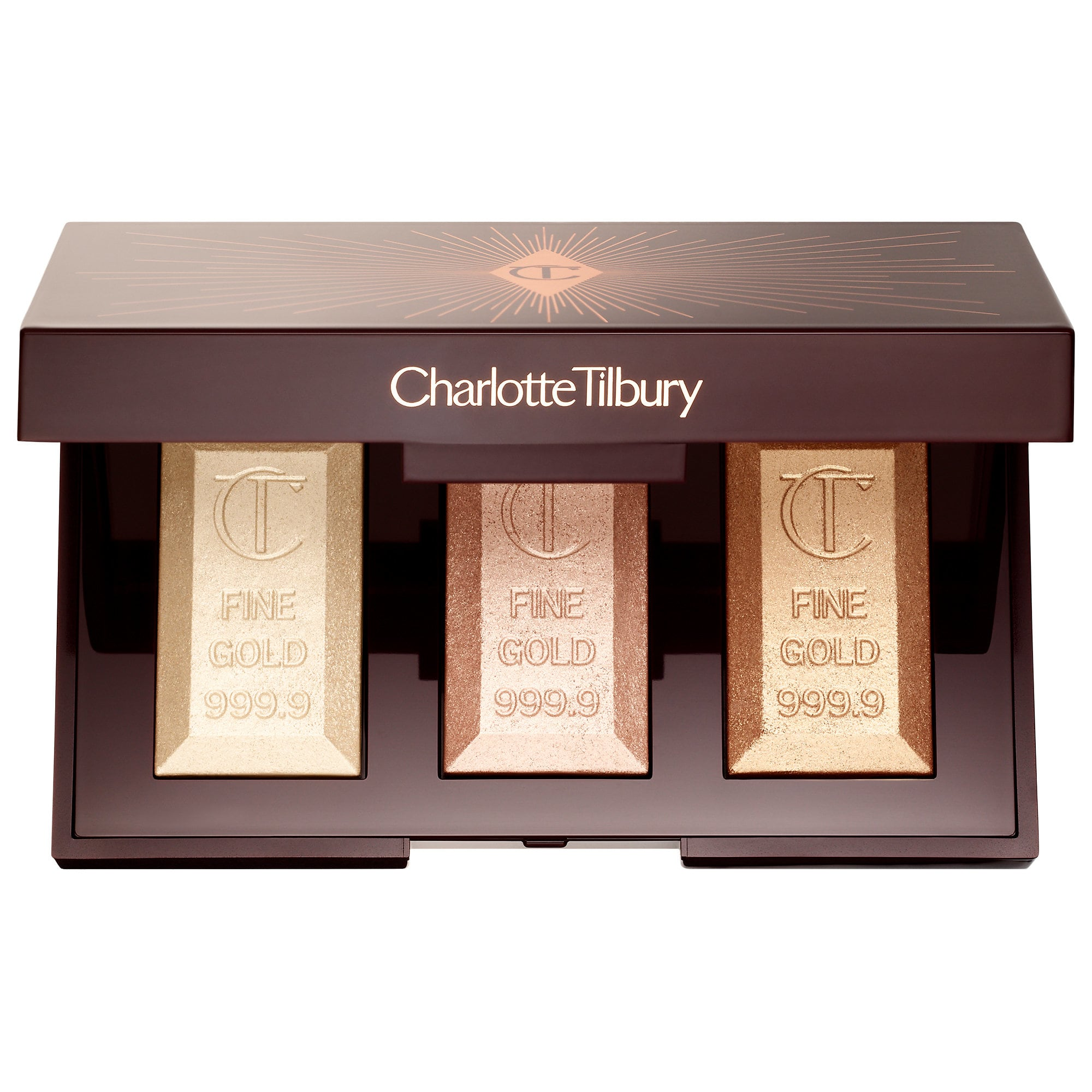 CHARLOTTE TILBURY Bar Of Gold Highlighting Palette