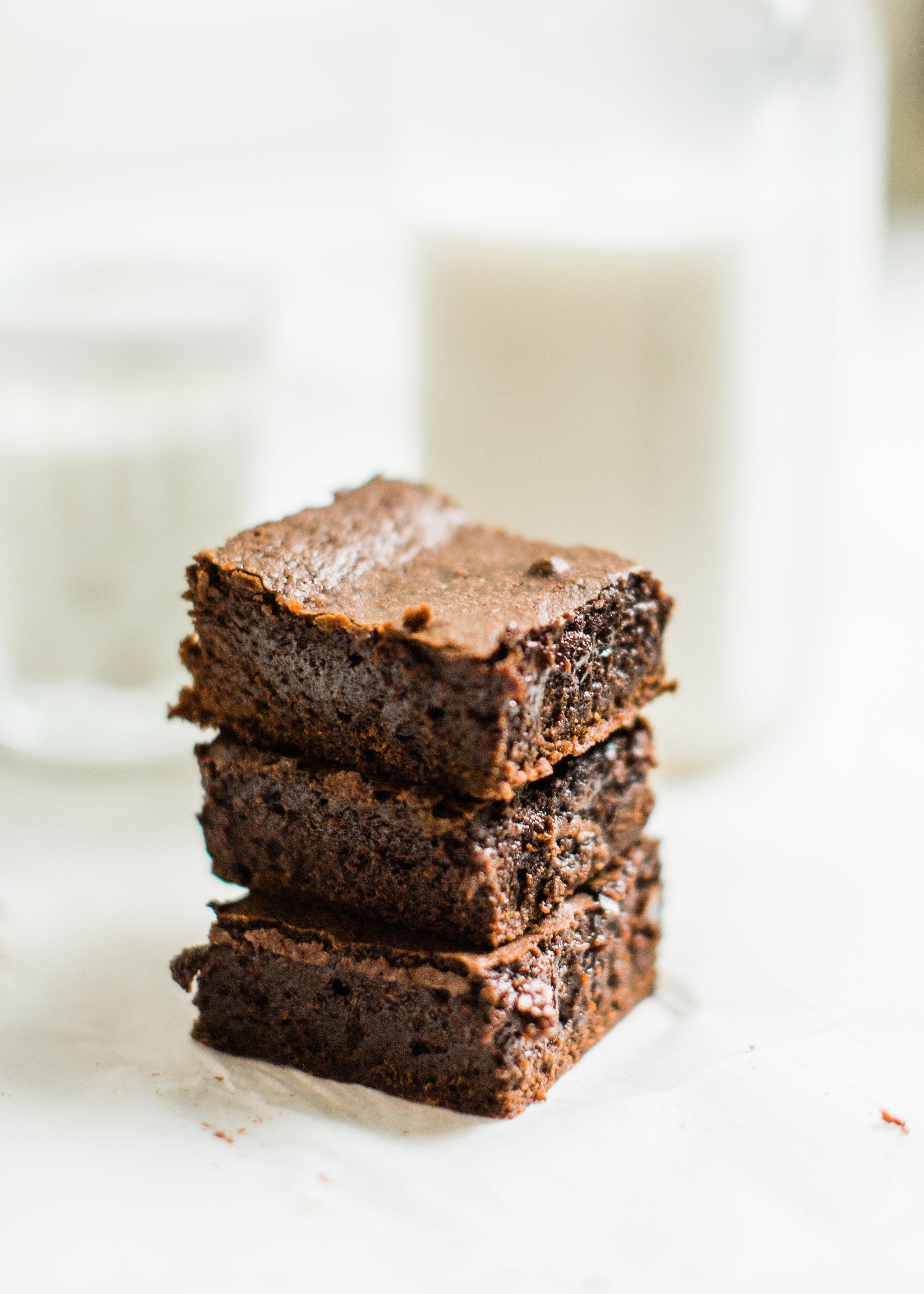 Brownie Recipe - Glitter Inc