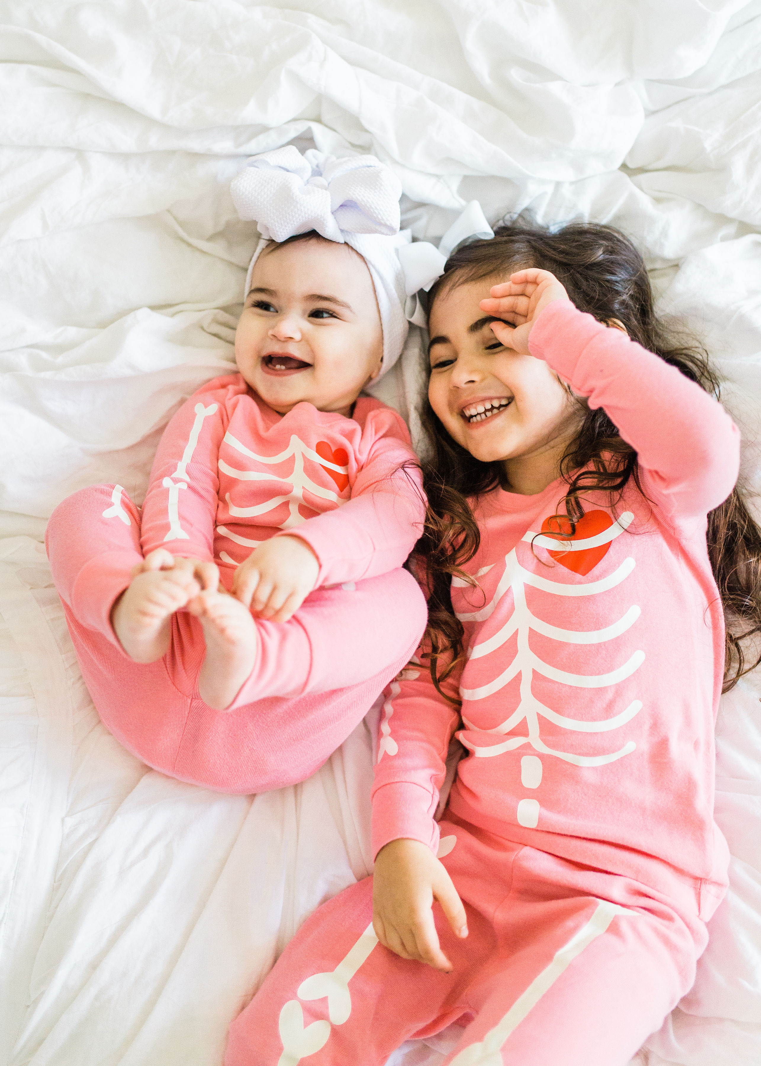 Looking to start a few fun Halloween family traditions? We're sharing our favorites, including a roundup of the best Halloween movies for kids, the cutest matching Halloween pajamas for your little ones, and plenty of spooky party inspiration and recipes! Click through for the details. #halloween #halloweenpajamas #halloweenideas #halloweentraditions #familyhalloween #kidshalloween #kidshalloweenfun #kidshalloweenpajamas #babyhalloween | glitterinc.com | @glitterinc