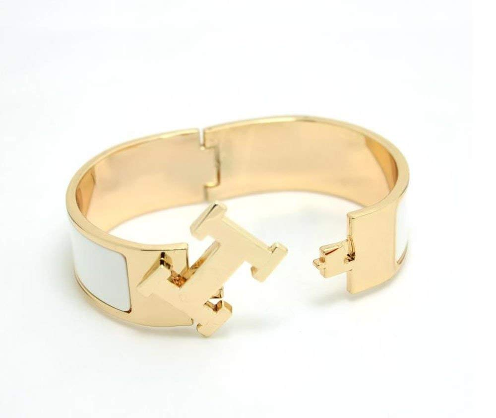 Tangbr Buckle Bangle bracelet - Hermes Copycat