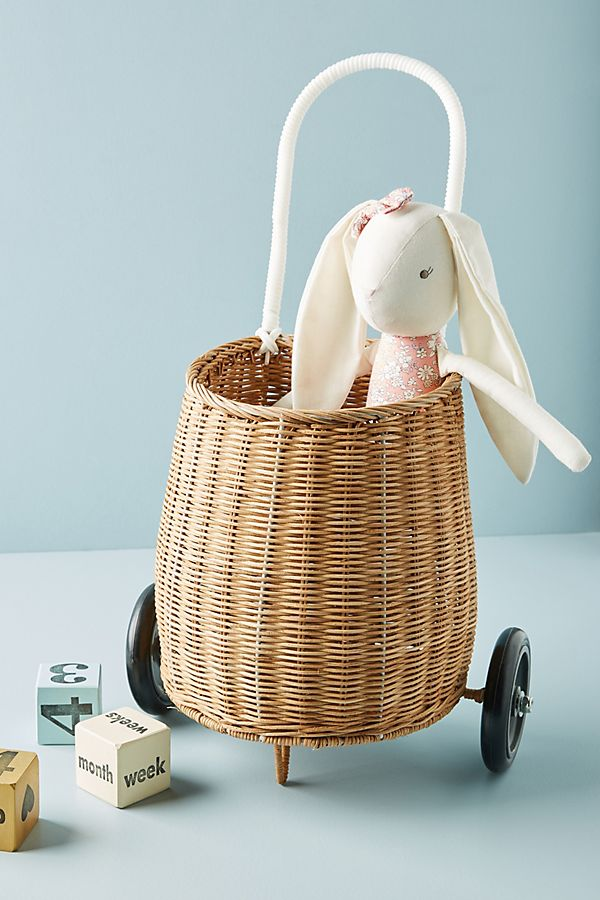 Anthropologie Luggy Basket