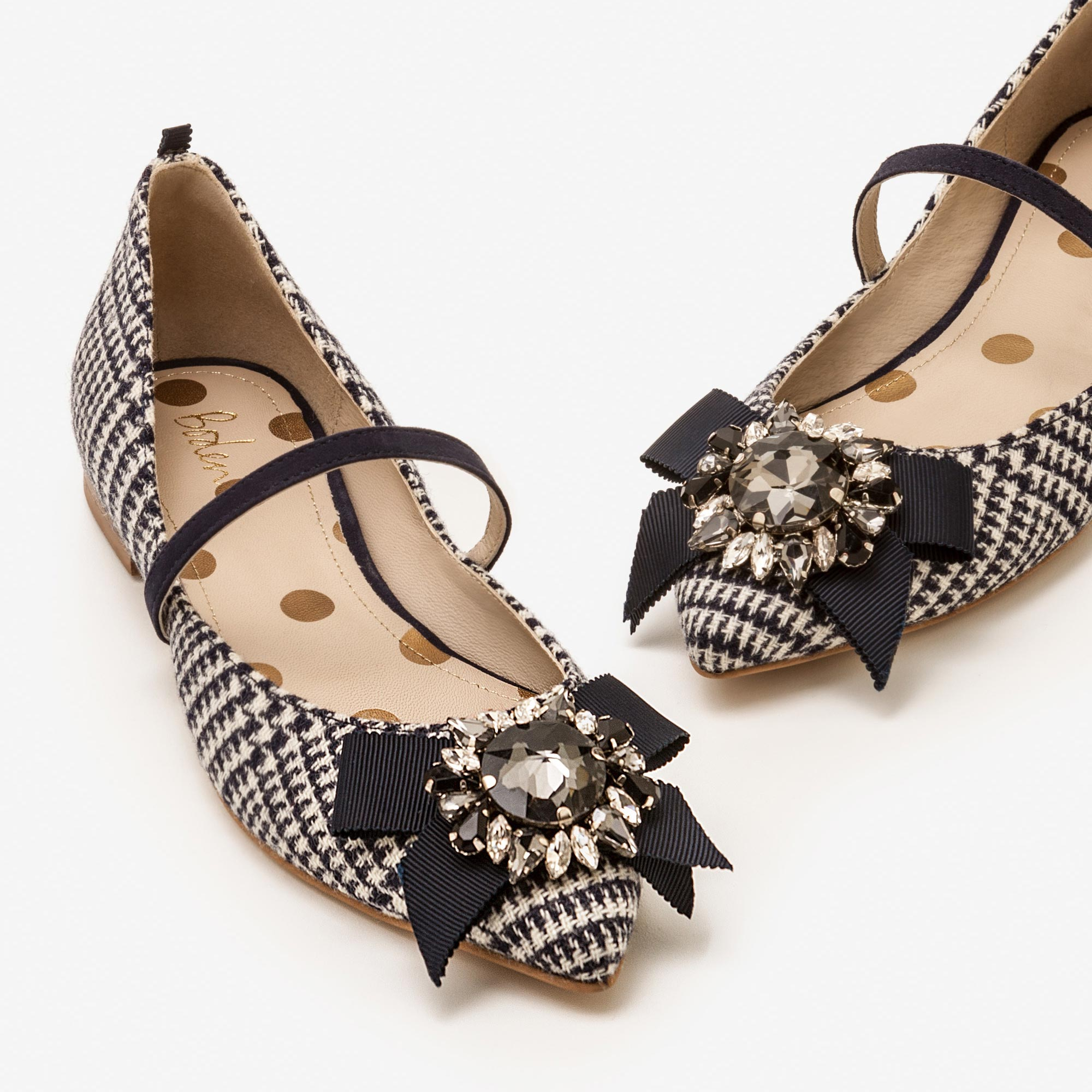 weekly finds - Boden Cordelia Flats