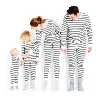Hanna Andersson Classic Stripe Pajamas