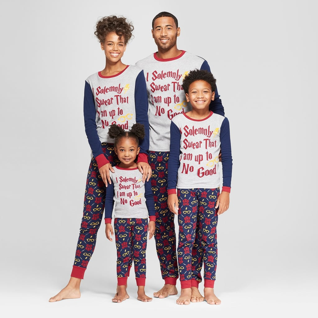 Harry Potter Matching Pajama Set