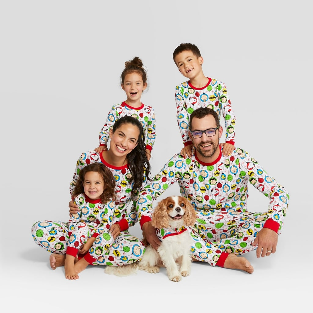 Peanuts Holiday Pajama Set