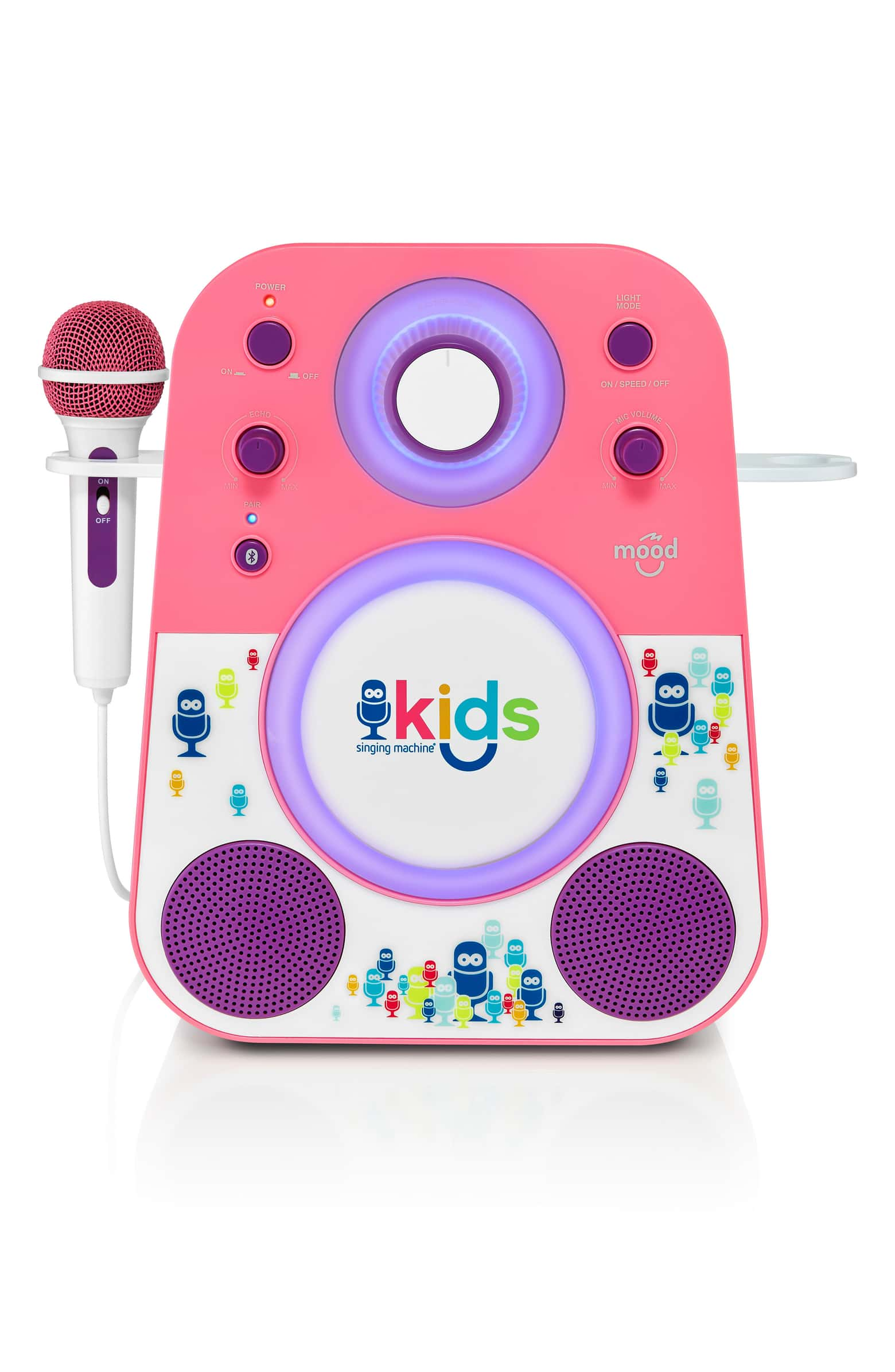Singing Machine Kids Mood Karaoke System
