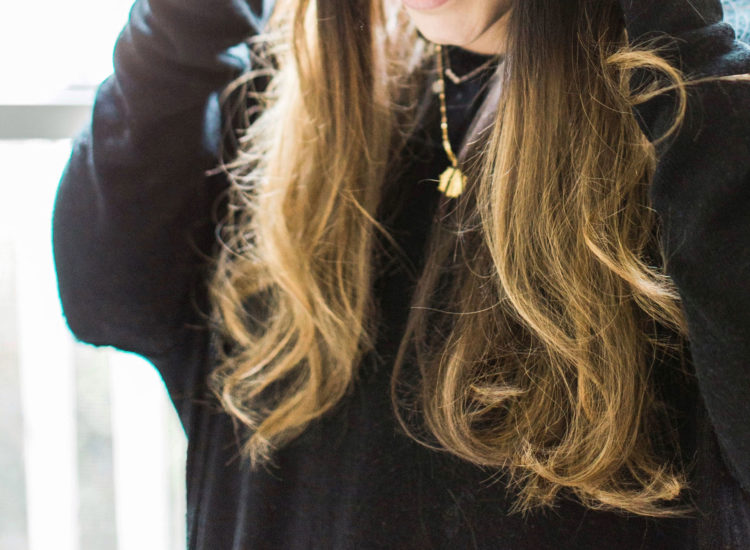 How to Get Easy Super Soft Waves With a Flat Iron