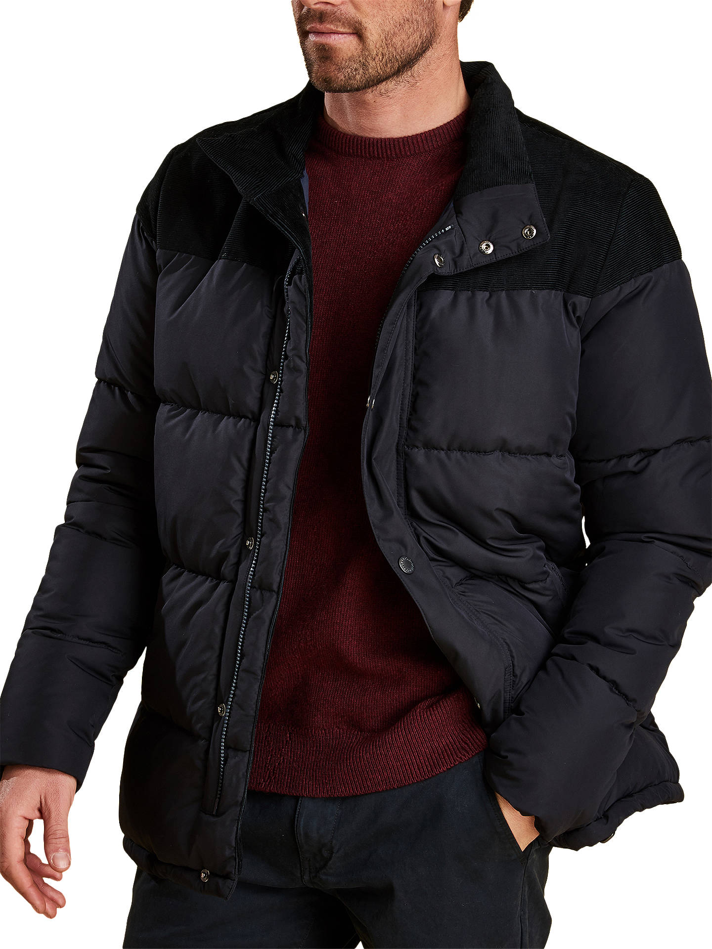 Holiday Gift Guide For the Guys - BARBOUR SPEAN QUILTED JACKET