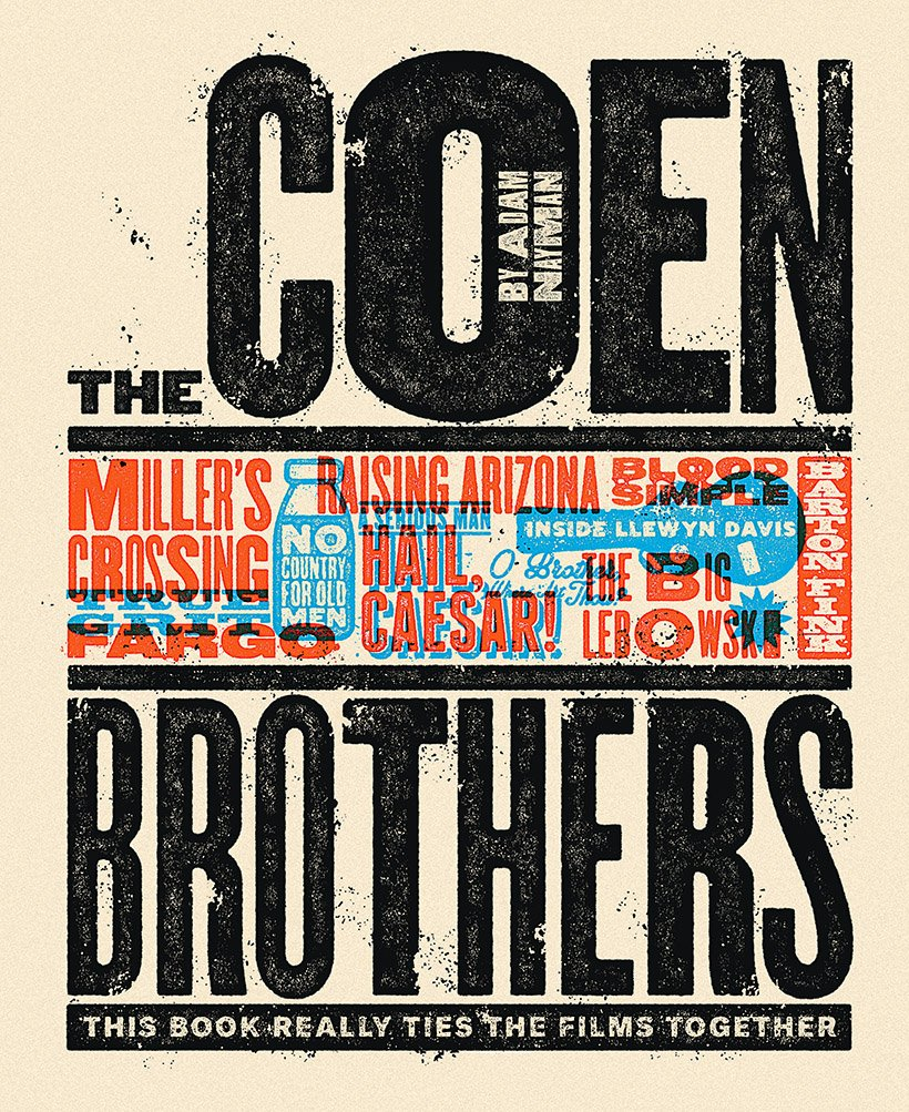 The Coen Brothers- This Book Really Ties The Films Together