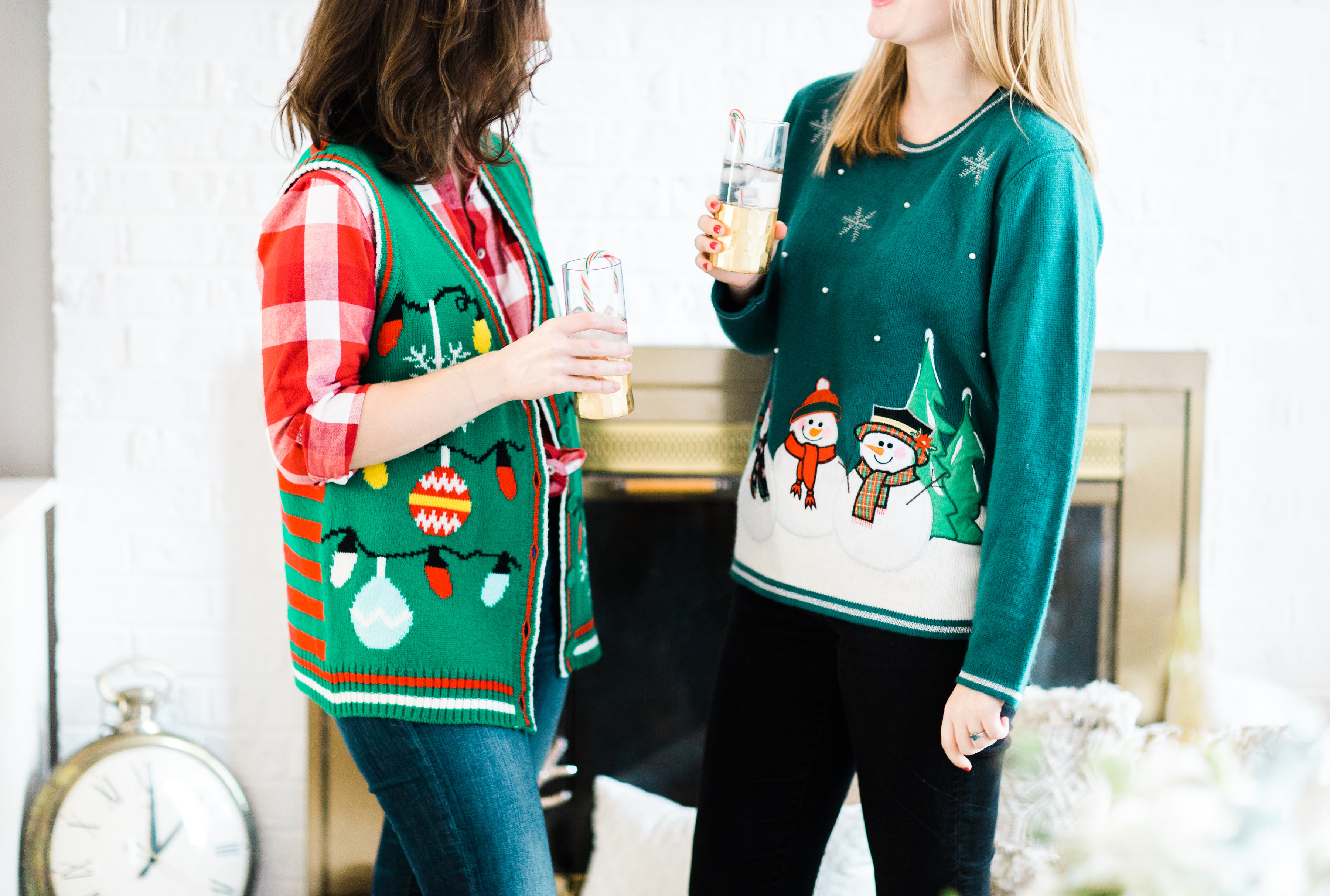 These Are The Best Parties to Throw During the Holidays - Ugly Sweater Holiday Party