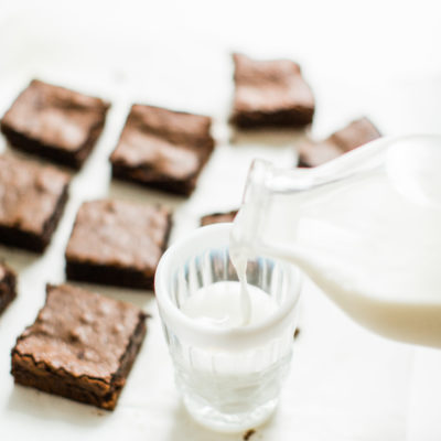 Easy, Fudgy, Chewy, Better Than Box Mix Brownies - glitterinc.com