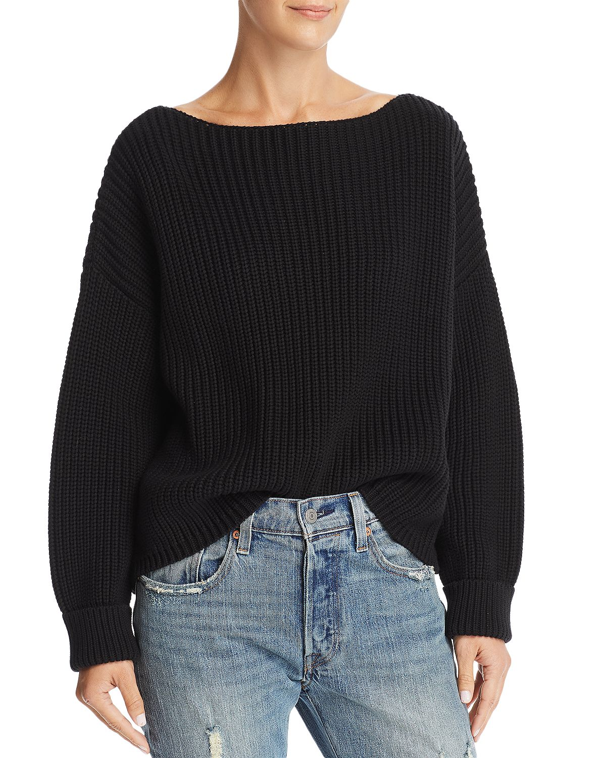 My favorite weekly finds, including this FRENCH CONNECTION Millie Mozart Boatneck Sweater | Click through for the details. | glitterinc.com | @glitterinc