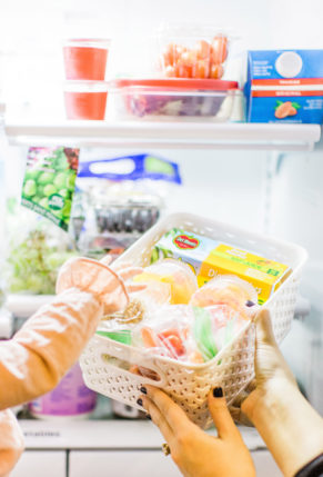How to Create Healthy Snack Bins for Kids