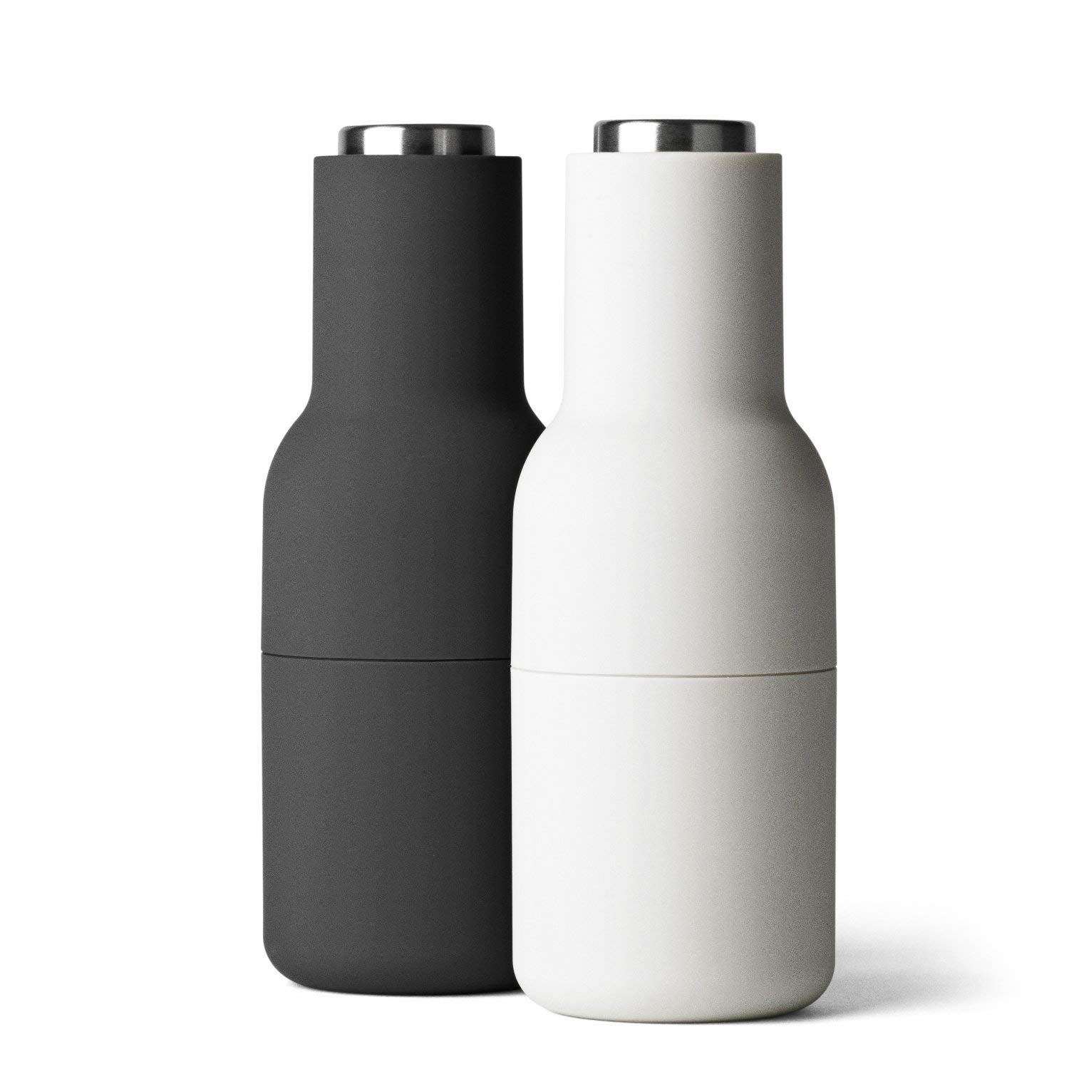 My favorite weekly finds, including this MENU Bottle Grinder with Steel Lid, Ash/Carbon, Set of 2 | Click through for the details. | glitterinc.com | @glitterinc