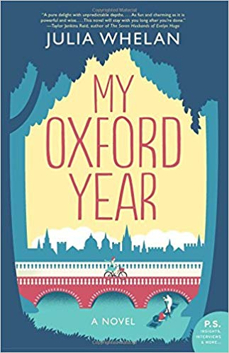 My favorite weekly finds, including this My Oxford Year by Julia Whelan | Click through for the details. | glitterinc.com | @glitterinc
