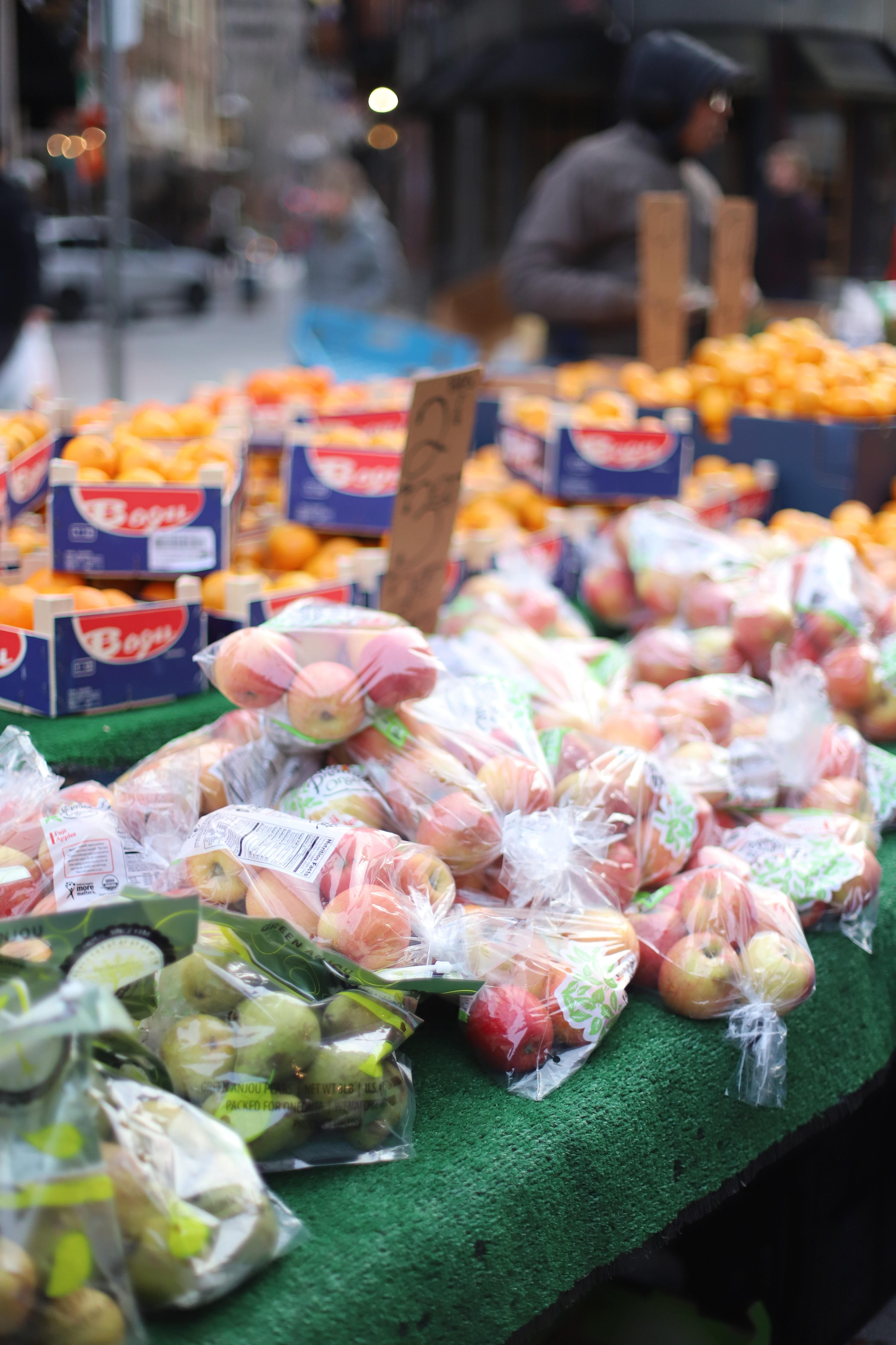 Farmers Markets in Boston