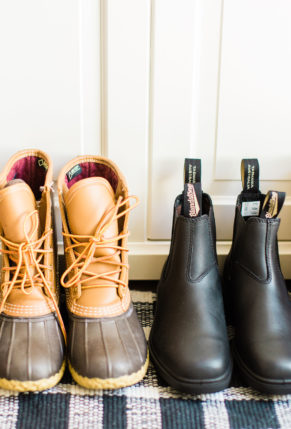 My 4 Favorite Cold-Weather Winter Boots – Blundstone Doc Martens Uggs LLBean Duck Boots – glitterinc.com – -9215-2