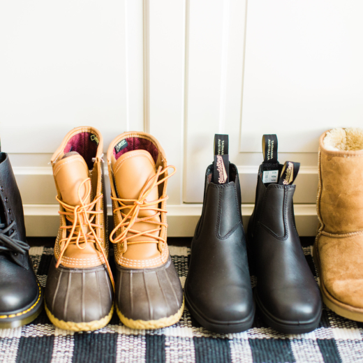My 4 Favorite Cold-Weather Winter Boots
