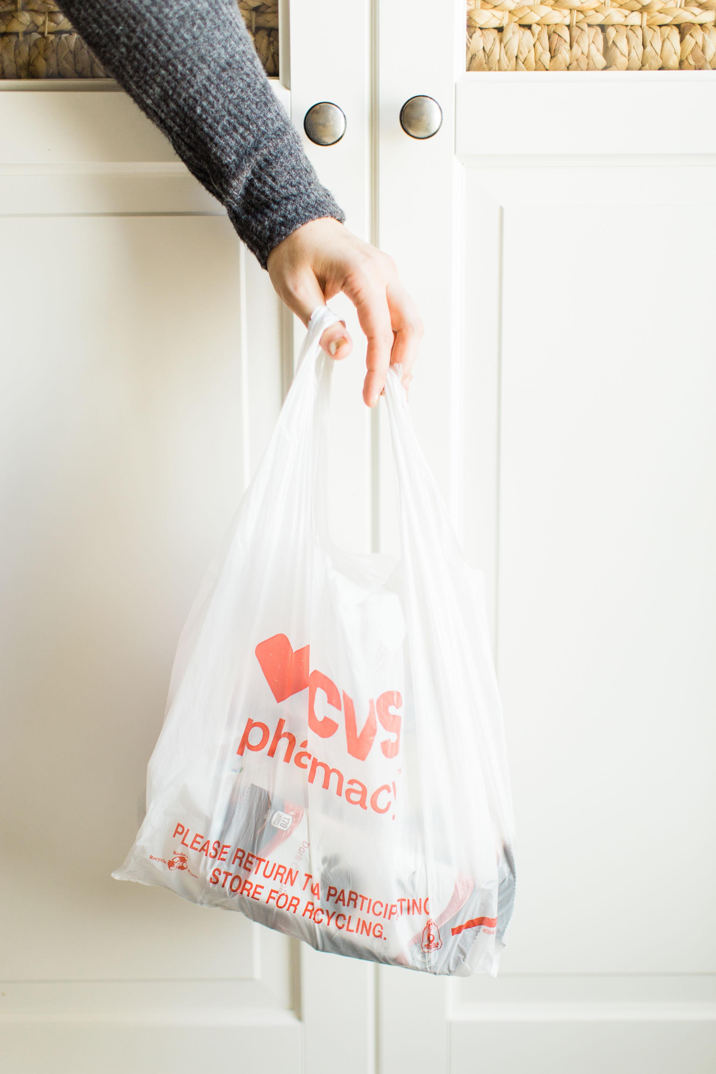 CVS bag